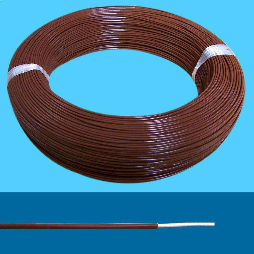 PTFE insulated high temperature wire AFR-250