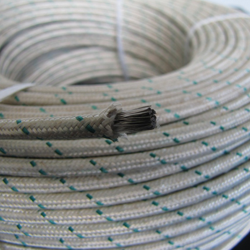 Halogen-free glass fiber mica tape Multicore nickel-plated copper wire heat-resistant cable