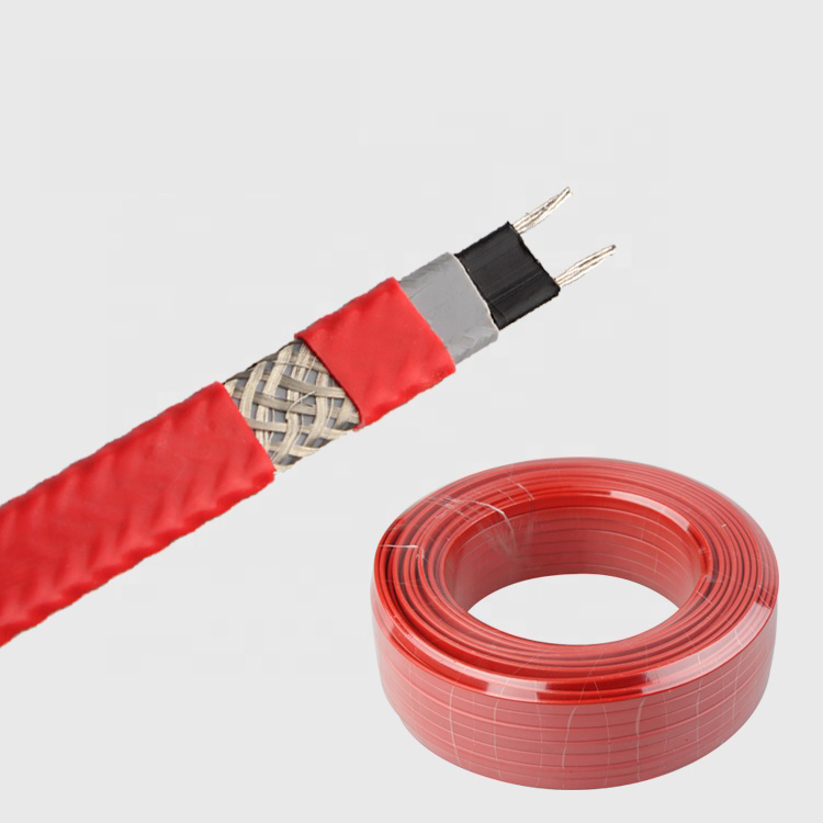 PTFE Self Regulating Heating Cable