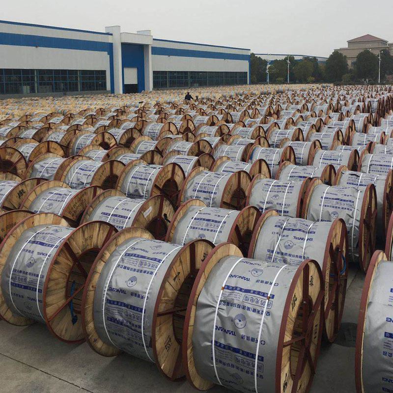 PVC elevator cable softness lift flat cable