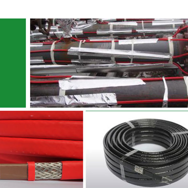 pipe tracing heating tape cables